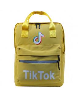 Женская рюкзак-сумка Tik Tok